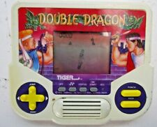 Tiger Electronics Double Dragon Handheld Game First Version Tested Working.
