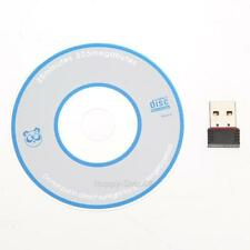 150Mbps Mini USB WiFi Adaptateur sans fil Dongle Carte Réseau Wireless 802.11n/g