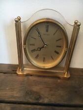 Horloge De Table Seiko Quartz Vintage Montre Pendule Japan Cal 20503e