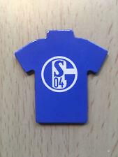 FC Schalke 04 Magnet Trikot Fussball Bundesliga