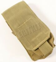 NEW London Bridge LBT-9011A Single Smoke Grenade MOLLE Pouch - Coyote Brown