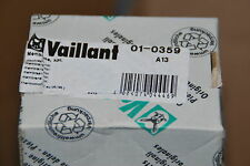 VAILLANT 010359 01-0359 MEMBRANE COMPLETE THERMOBLOCK (from 05/95) NEU
