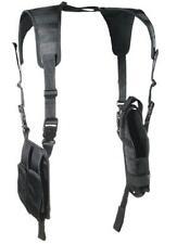 Black Vertical-Shoulder-Holster-Fits-Colt-Kimber-1911-Taurus-PT92-PT99-