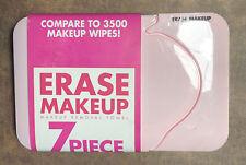 Erase Makeup Reusable Makeup Removal Set 7 Piece Towel WET & WASH