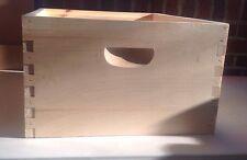 Brood Box  10 FRAME Deep Super Unassembled