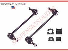 6PC Front Sway Bar Links + Front & Rear Bushings 2007-2011 Jeep Patriot