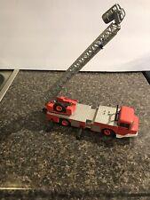 Magirus Deutz DL 23-12 Ladder Fire Engine GAMA 3546 Western Germany-Diecast