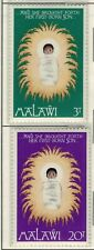 Malawi Scott 295 - 298a in MNH condition