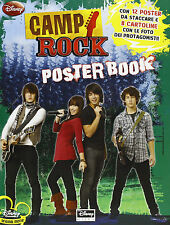 Camp rock. Poster book - Disney libri - Nuovo in offerta!