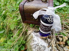 ATHAME CONSECRATION ANOINTING OIL 100ml wicca pagan ritual sword wiccan