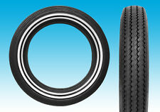 DOUBLE WHITEWALL TYRES OLD SCHOOL CLASSIC MT90-16 E240 BOBBER  RETRO HARLEY NEW