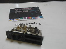 Toyota starlet turbo glanza jdm import ep91 heater control unit manual