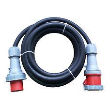 10m CEE Verlängerungskabel 63A 5G16mm² 5x16mm² Starkstrom Kabel H07RN-F