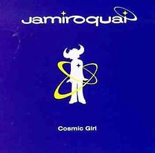 JAMIROQUAI ~ Cosmic Girl CD EP Single 5 Tracks NM!