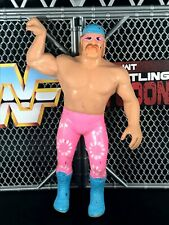 JESSE VENTURA WWF LJN Vintage Rubber Action Figure