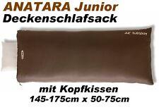 dicker GELERT ANATARA Jugend-Decken-Schlafsack mit Kopfkissen SBG191 NEU