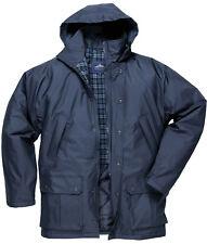 Portwest Dundee Lined Jacket Coat Waterproof Outdoors Work Workwear %7c S521