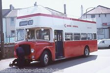 Devon General No.507 Bus Photo