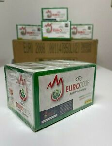 Panini Euro Cup 2008 Sticker Box 100 Packs - 5 Stickers Per Pack - 500 Stickers