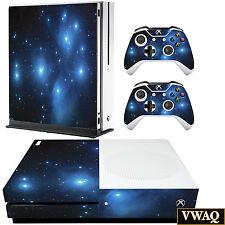 Xbox One S Skin Decal Galaxy Skins Xbox One Slim Space Sticker Nebula VWAQ-XSGC1