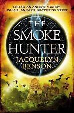 The Smoke Hunter by Jacquelyn Benson (2016, Trade Paperback) ARC