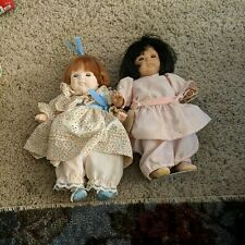 "Pauline Bjonness-Jacobsen Dolls - 10"" - lot of 2"