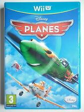 Planes Jeu Vidéo Wii U