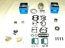 """WSM Johnson/ Evinrude 18/20/25/28-35 Hp '81-'99 Rebuild Kit 3"""" bore 100-103-10"""