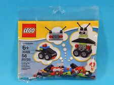 Lego Classic Polybag 30499 Robot / Vehicles Builds 56pcs New Sealed 2018