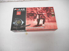 POLAR a3 Heart Rate Monitor w/Box, Instructions and Battery Tested & Works!