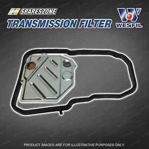 Wesfil Transmission Filter for Mercedes Benz 190D 190E 220E C180 C200 C220 C280