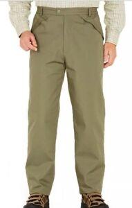 Pegasus Fleece Lined Water Resistant Trouser With Elasticated Waist32 Leg27 E141