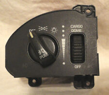 1999 - 2002 DODGE RAM, DODGE DAKOTA, HEADLIGHT SWITCH W/ FOGLIGHTS, #56021675AB