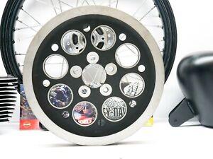 """OEM Harley-Davidson 00-06 Dyna Touring Rear Sprocket 70 Tooth 1-1/8"""" Belt"""