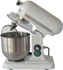 Robot da Cucina Professionale Impastatrice Planetaria 300W - 7L - vel. 80/680rpm