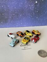 Micro Machines Vintage Collection 1989 Lot Of 7 V10