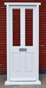 Accoya® Timber Victorian External Door!!! Made to measure!!! Bespoke joinery!!!