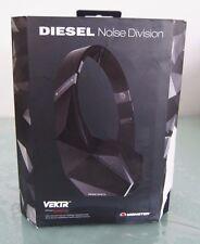 Monster - Diesel Noise Division VEKTR Black Headset