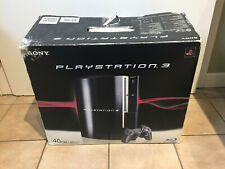 Sony Playstation 3 PS3 40GB Fat