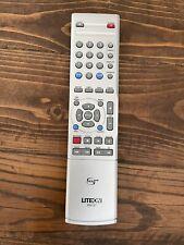 LiteOn RM-91 VCR Plus Remote Control