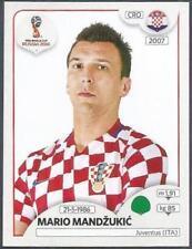 PANINI FIFA WORLD CUP-2018 RUSSIA- #330-CROATIA-MARIO MANDZUKIC