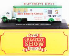 Camion Circo Bedford OX & Booking Trailer 1:76 Atlas Circus (n.103)