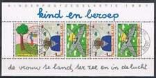 Nederland gestempeld 1987 used 1390 - Kind / Kind en Beroep (1)