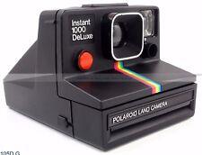 Polaroid Land Camera Instant 1000 DeLuxe BLACK BEAUTY GEPRÜFT & GETESTET (105)