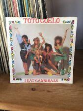 """Vinyl 7"""" Single Toto Coelo I Eat Cannibals"""