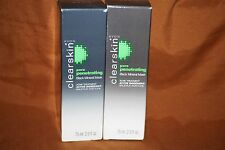 Lot Of 2 Avon Clearskin Pore Penetrating Black Mineral Mask 2.5 fl. oz.