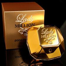 Paco Rabanne Perfume Lady Million Eau De Toilette Women's Parfum Fragrance 1.7oz