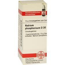 NATRIUM PHOSPHORICUM D 30 Globuli 10 g PZN 7175352