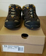 Timberland Hypertrail Laceox Brown Sneakers Youth Size 13 M