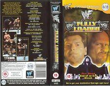 WWF Fully Loaded 1999 99 ORIG VHS WWE Wrestling Steve Austin vs Undertaker